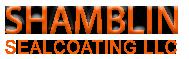 Shamblin Sealcoating LLC Logo